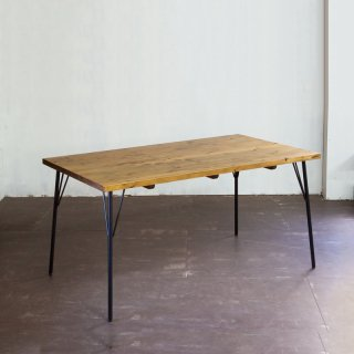 T-BONE Dining Table hinoki|Tボーン ダイニングテーブル ヒノキ<img class='new_mark_img2' src='https://img.shop-pro.jp/img/new/icons7.gif' style='border:none;display:inline;margin:0px;padding:0px;width:auto;' />