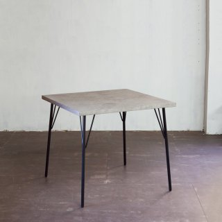 T-BONE Dining Table mortar|Tボーン ダイニングテーブル モルタル<img class='new_mark_img2' src='https://img.shop-pro.jp/img/new/icons7.gif' style='border:none;display:inline;margin:0px;padding:0px;width:auto;' />