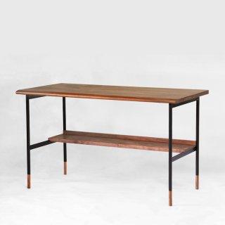 ALY desk walnut|アリー デスク ウォールナット