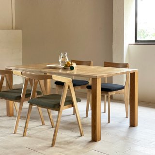 NOMBE dining table wood oak|ノンベ ダイニングテーブル ウッド オーク<img class='new_mark_img2' src='https://img.shop-pro.jp/img/new/icons7.gif' style='border:none;display:inline;margin:0px;padding:0px;width:auto;' />