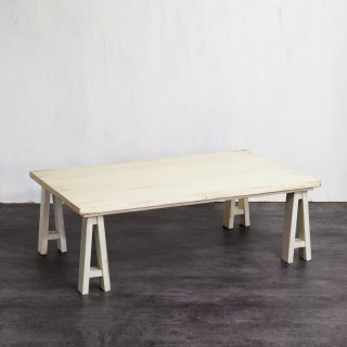 Worker White|ワーカー コタツテーブル ホワイト
