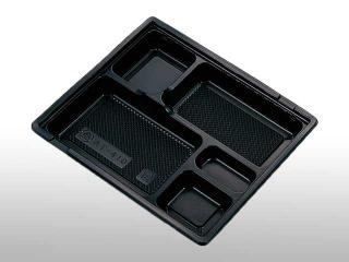 【使い捨て弁当容器】耐熱容器 AT-410 セット ケース