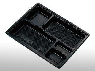 【使い捨て弁当容器】耐熱容器 AT-500 セット ケース