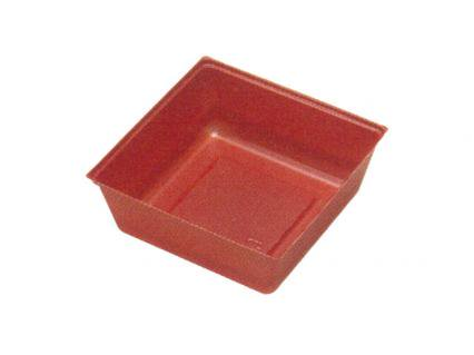H-151-53: 7寸重用(101角)中子 朱 1袋(100入)