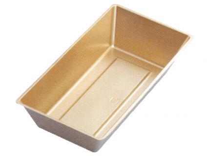 H-153-61A: 7寸重用(201×10長角)中子 金 1袋(100入)