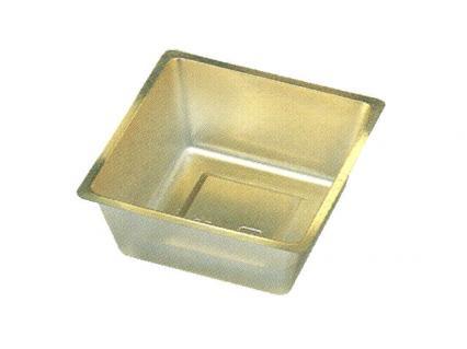 【5寸重用仕切】 H-151-47A: 5寸重用(72角) 中子 金 1袋(100入)