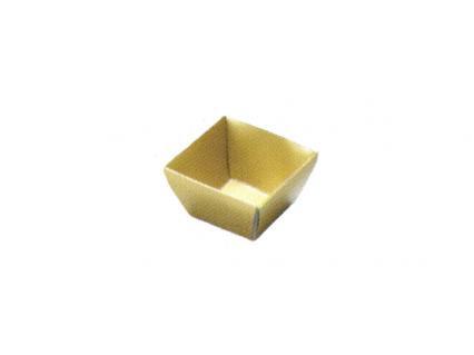 【紙ブロック仕切】 H-152-16: 6寸重用 9個用仕切 金 1個
