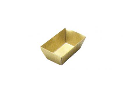 【紙ブロック仕切】 H-152-17: 6寸重用 6個用仕切 金 1個