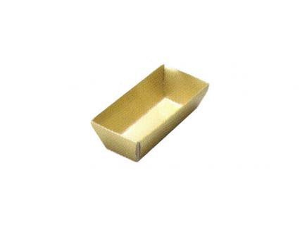【紙ブロック仕切】 H-152-18: 6寸重用 4.5個用仕切 金 1個