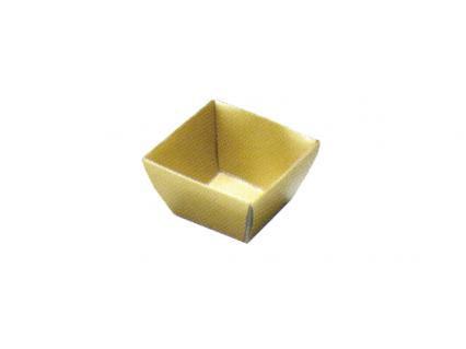 【紙ブロック仕切】 H-152-24: 7寸重用 9個用仕切 金 1個