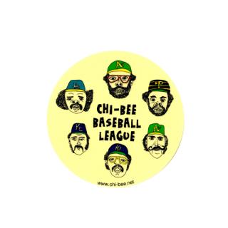 ステッカー baseball League