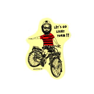 ステッカー Nelson cycling