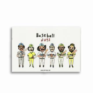 ステッカー Baseball Nuts