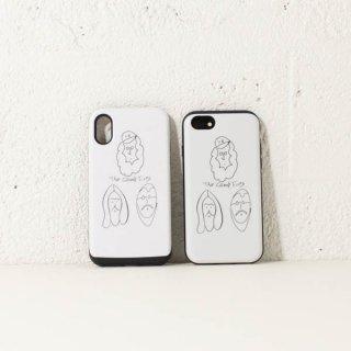 iPhone ハードケース(ICカード収納可能)