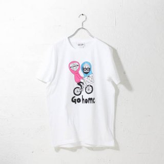 Go home Tシャツ