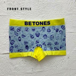 BETONES×chi-bee ボクサーパンツ(フレンドシップ)