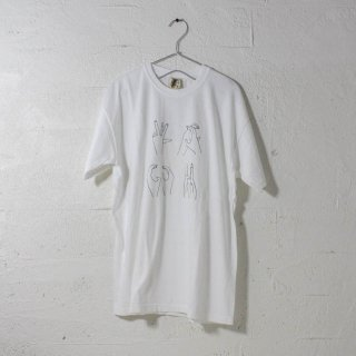 HAND BRAND Tシャツ