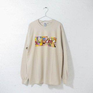 TOMODACHI ロングTシャツ