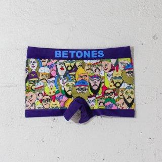 BETONES×chi-bee ボクサーパンツ(TOMODAchi)