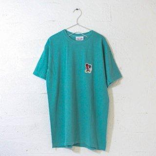 Go homeワッペン・ピグメント Tシャツ