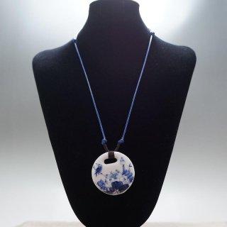 景徳鎮陶器 ペンダント-1