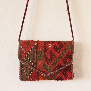 ウズベキスタン 絨毯のバッグ3