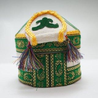 キルギスタン フェルトのユルトボックス−2