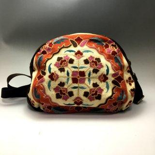 ウイグル カザフ民族刺繍バッグ-02
