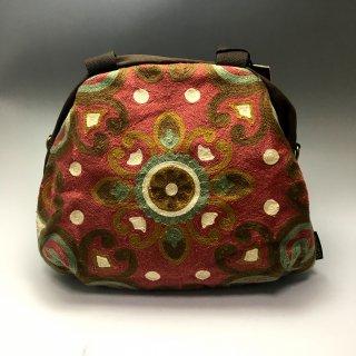 ウイグル カザフ民族刺繍バッグ-03