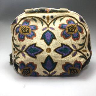 ウイグル カザフ民族刺繍バッグ-05