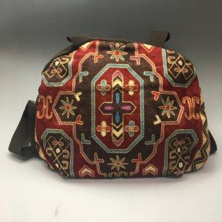 ウイグル カザフ民族刺繍バッグ-07