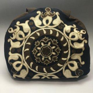 ウイグル カザフ民族刺繍バッグ-09