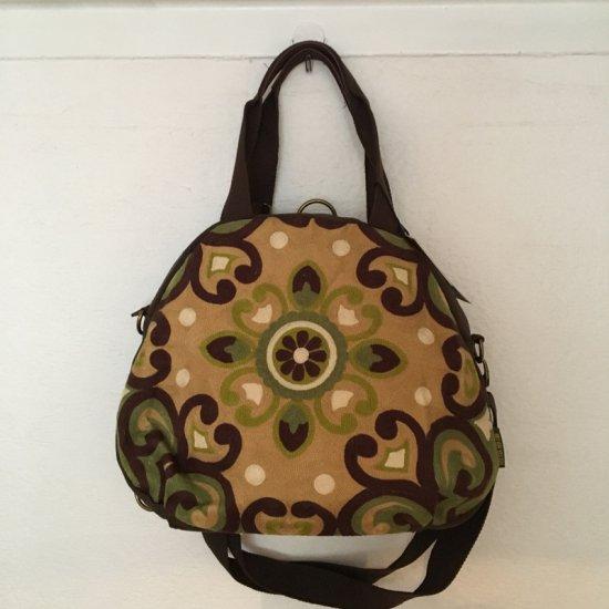 ウイグル カザフ民族刺繍バッグ-15