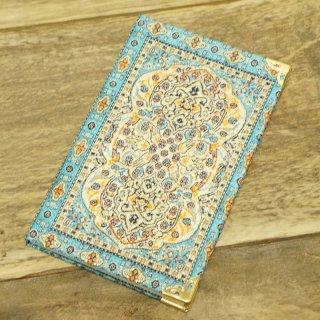 トルコの絨毯模様の手帳 1