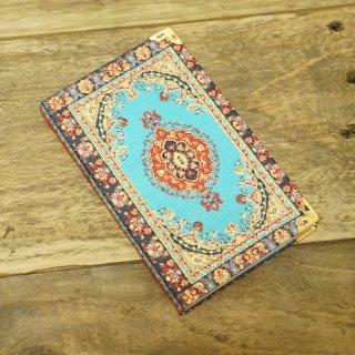 トルコの絨毯模様の手帳 2