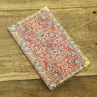 トルコの絨毯模様の手帳 4