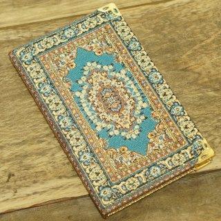 トルコの絨毯模様の手帳 6