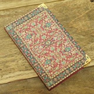 トルコの絨毯模様の手帳 8