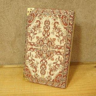 トルコの絨毯模様の手帳 11