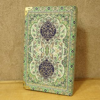 トルコの絨毯模様の手帳 12