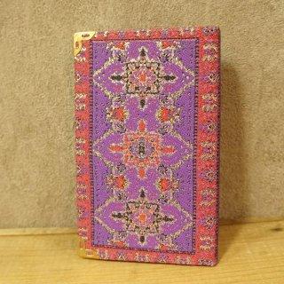 トルコの絨毯模様の手帳 13