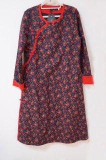 中国古典民族衣装風アレンジのワンピース