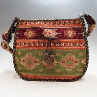アルメニア 伝統模様 ハンドメイド ショルダーバッグ1