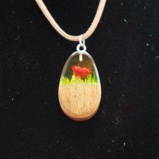 アルメニア Wooden Art's Jewelry ペンダント1