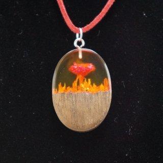 アルメニア Wooden Art's Jewelry ペンダント2