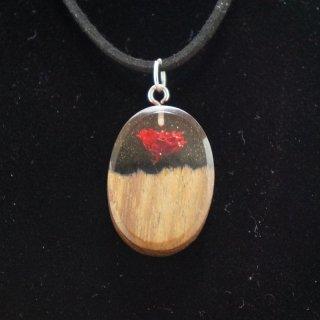 アルメニア Wooden Art's Jewelry ペンダント3
