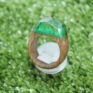 アルメニア Wooden Art's Jewelry リング8