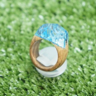 Arumenia Wooden Art's Jewelry RIng 10