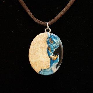 アルメニア Wooden Art's Jewelry ペンダント6