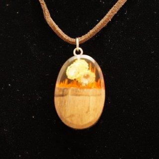 アルメニア Wooden Art's Jewelry ペンダント9